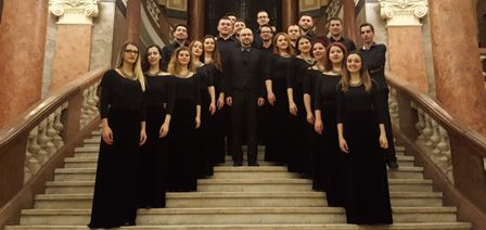 "Смесен хор ""ПроАрс""  - Скопие, Република Македония"